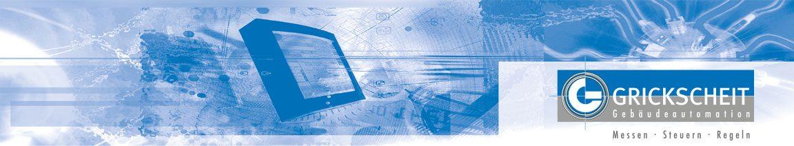 Grickscheit Gebäudeautomation GmbH (Design by PSO)